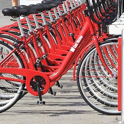 Велопрокат в Москве заработает в тестовом режиме 20 апреля