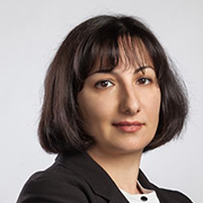 Мария Сахинова