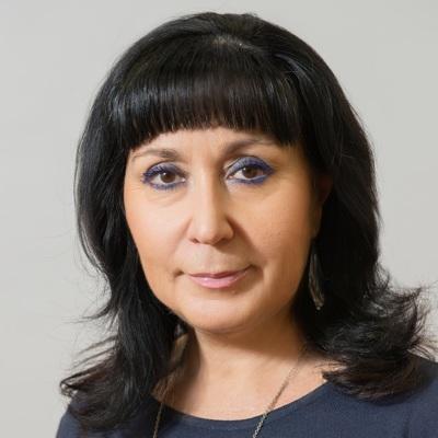 Елена Александровна Джанджугазова