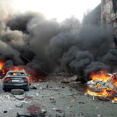 Число жертв теракта на военном параде в городе Ахваз на юго-западе Ирана возросло до 29