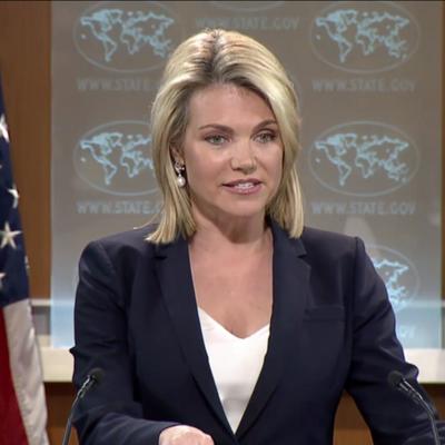 Посольство России сочло издевательством комментарии Госдепа об обысках