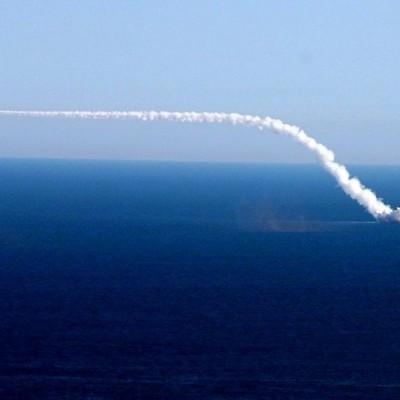 Российские подлодки  ударили ракетами