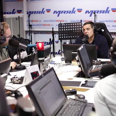 Александр Любимов в гостях у Стиллавина, 19.09.2017, 2