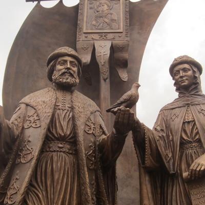 На Сухаревской площади в Москве появится памятник Петру и Февронии