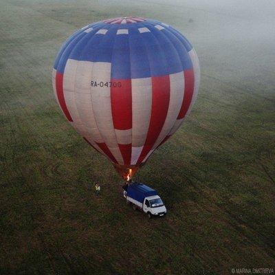 В Новосибирске водителя летающего автомобиля оштрафовали на 7 тысяч рублей