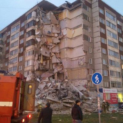 Пять семей обратились за помощью в предоставлении жилья после взрыва в Вологде