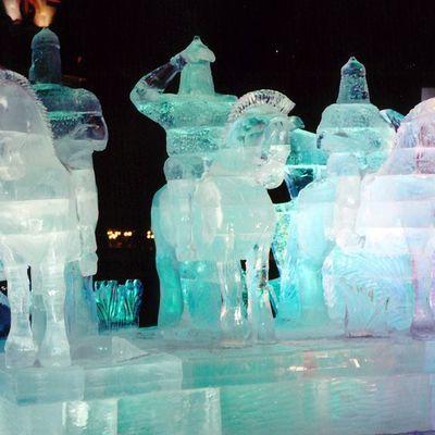 На Поклонной горе установят ледяные копии многих мировых достопримечательностей