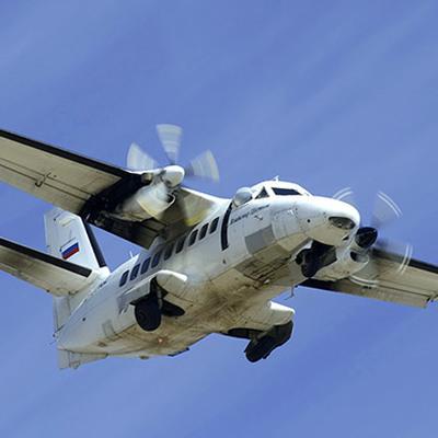 Число жертв крушения самолёта Л-410 в Хабаровском крае возросло до восьми человек