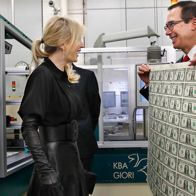 Министра финансов США сравнили со злодеем из фильмов про Бонда