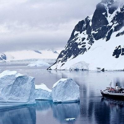 Учёные: ледяные щиты Антарктиды выделяют радиоактивный хлор