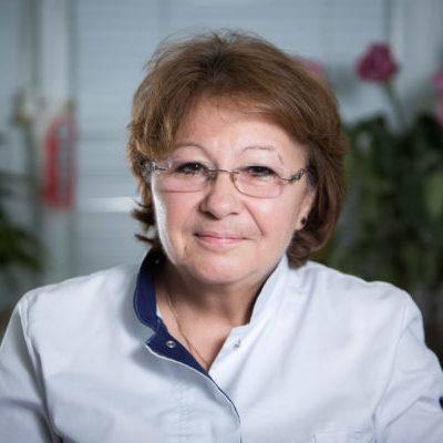 Ольга Желудкова