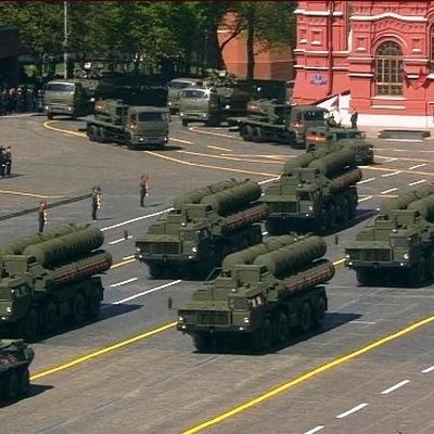 Репетиции дня Победы в Москве начнутся с 29 апреля