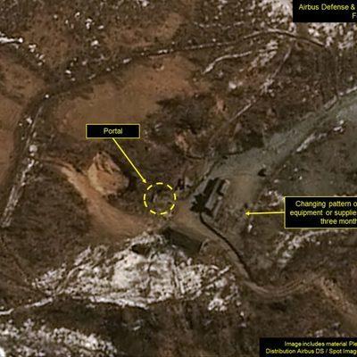 Северная Корея произвела демонтаж ядерного полигона