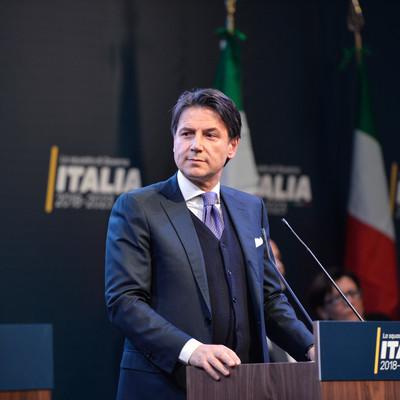 Джузеппе Конте поручили формировать новое правительство Италии