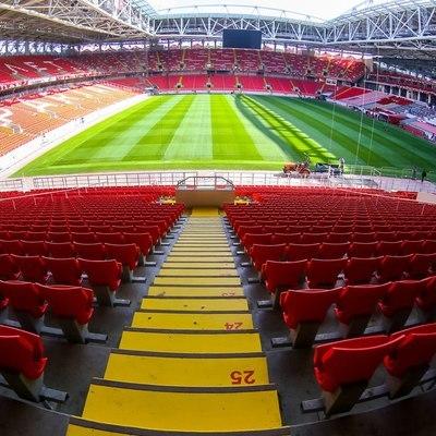 С 1 июня в Москве также открываются стадионы, но только для тренировок сборных
