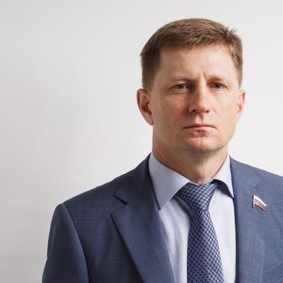 Инаугурация Сергея Фургала, победившего на выборахгубернатора Хабаровского края, состоится 28 сентября