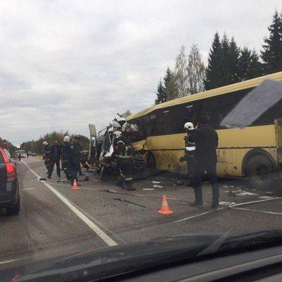 Десять граждан России пострадали в ДТП с участием автобуса в Швейцарии