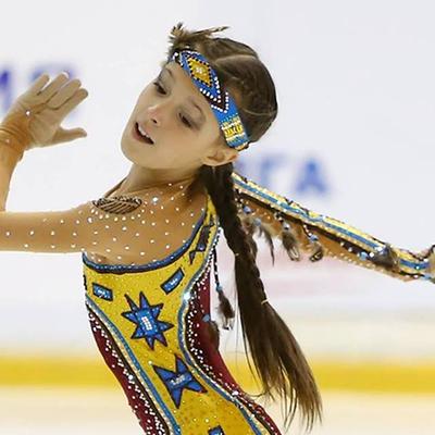 Анна Щербакова одержала победу на турнире
