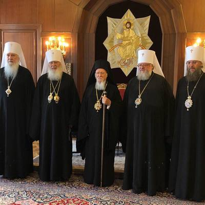 Украинская православная церковь не будет участвовать в соборе по объединению церквей