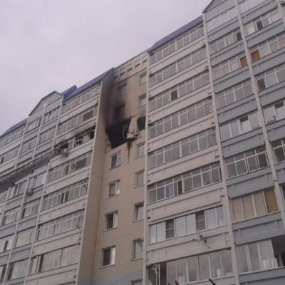 Хлопок газа произошел в жилом доме в Красноярске