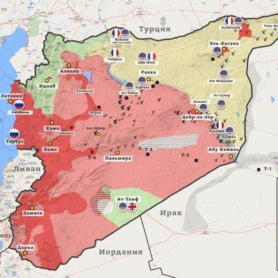 Авиаудары по городу Хаджин в Сирии привели к жертвам среди мирного населения