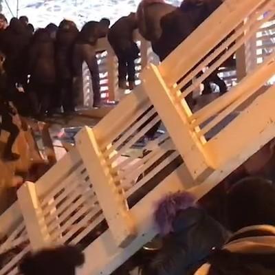 Парк Горького обжаловал решение о выплате компенсации пострадавшим при обрушении моста