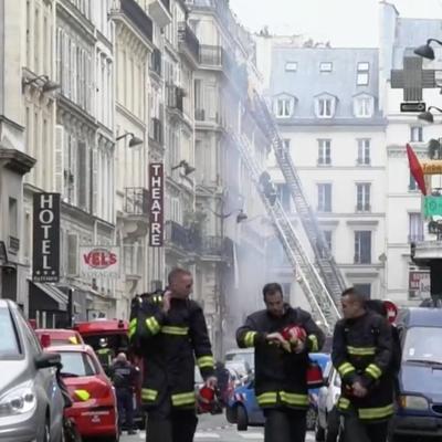 Ростуризм не получал информации о пострадавших туристах из России из-за взрыва булочной в Париже