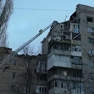 Власти Ростовской области профинансируют восстановление дома в Шахтах