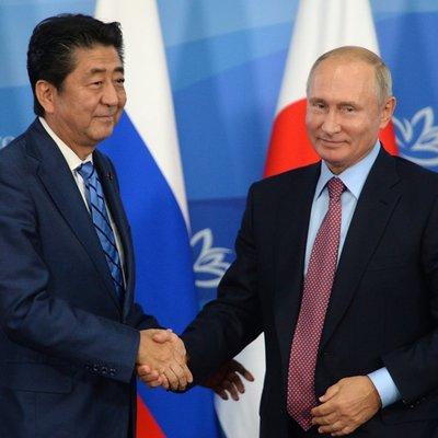 Синдзо Абэ хочет заключить мирный договори с Россией в ходе премьерского срока