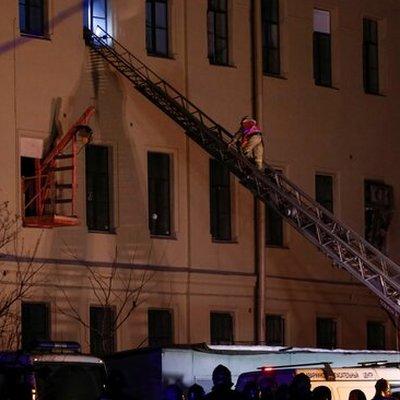Восстановление здания ИТМО, где произошло обрушение, займет от года до двух лет