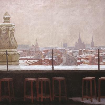 «Галс-Девелопмент» приглашает на выставку «В городе М…Зима»