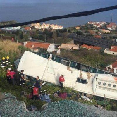 ДТП на Мадейре: Россиян в автобусе не было