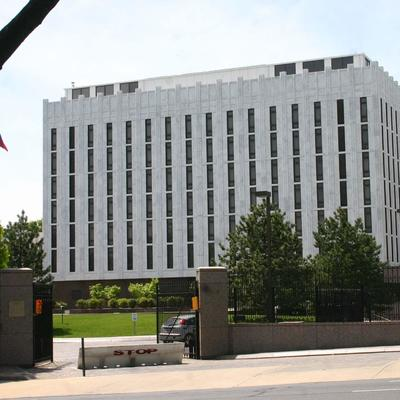 Российское посольство в США опубликовало 120-страничный доклад-ответ на отчёт Мюллера