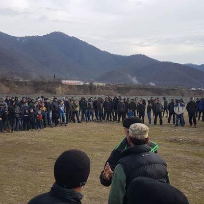 Правительство Грузии готово к переговорам с населением Панкисского ущелья