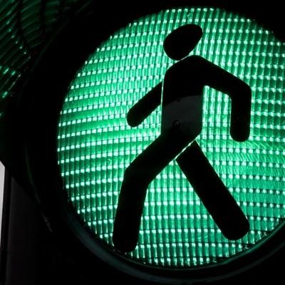 Пешеходные переходы в Подмосковье могут оборудовать спецсигналами машин ГИБДД
