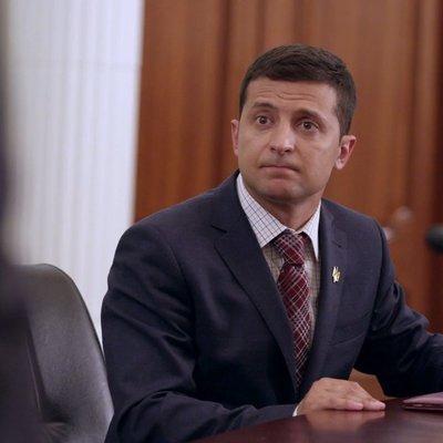 В офисе Владимира Зеленского проходят обыски