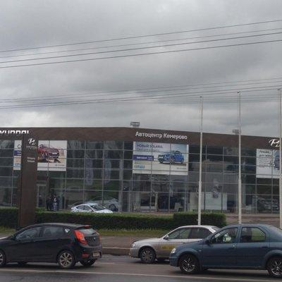 Пожар в автоцентре Hyundai в Кемерово потушен