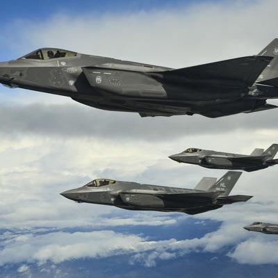 США не будут продавать Турции истребители F-35