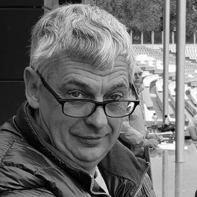 Умер украинский журналист Вадим Комаров
