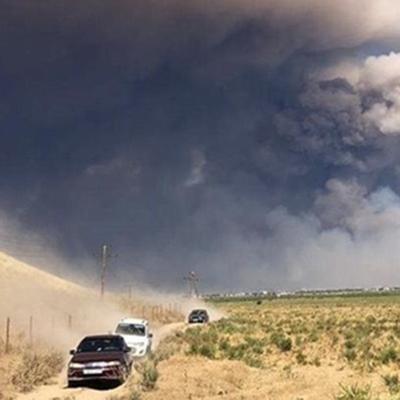 Взрывы в городе Арысь на юге Казахстана прекратились