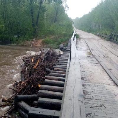 Еще три населенных пункта вышли из зоны паводков в Хабаровском крае за прошедшие сутки