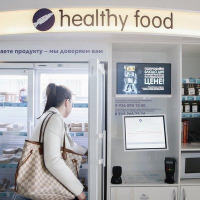 Число отравившихся из автоматов Healthy food увеличилось до 86