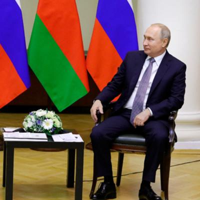Путин призвал народы России и Белоруссии сохранить историческую правду о ВОВ