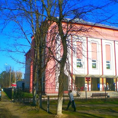 Дом-интернат для престарелых и инвалидов загорелся в селе «Дарковичи» под Брянском