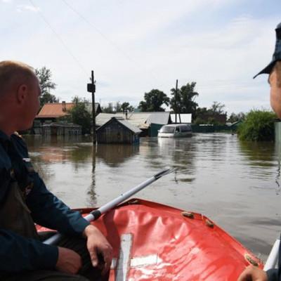 Все населенные пункты в подтопленных территориях Иркутской области полностью освобождены от воды