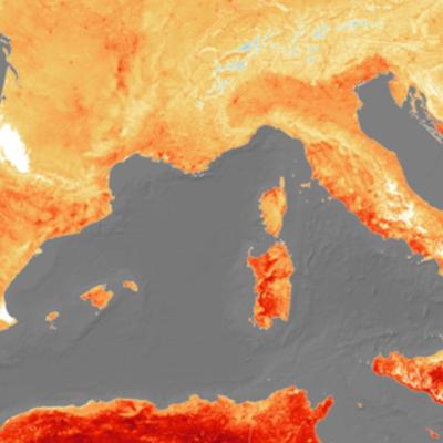 Аномально жаркая погода прогнозируется на юге европейской части России
