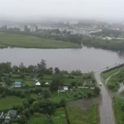 Четвертая волна паводка ожидается в Хабаровском крае