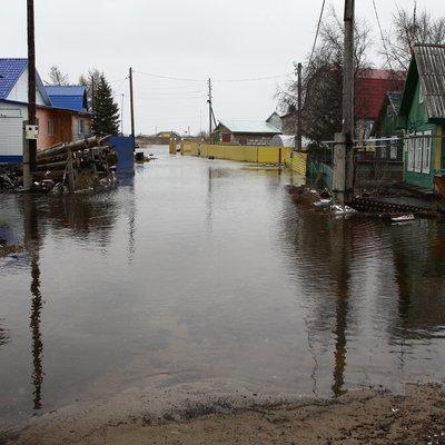Подсчитан примерный ущерб от паводков в Иркутской области