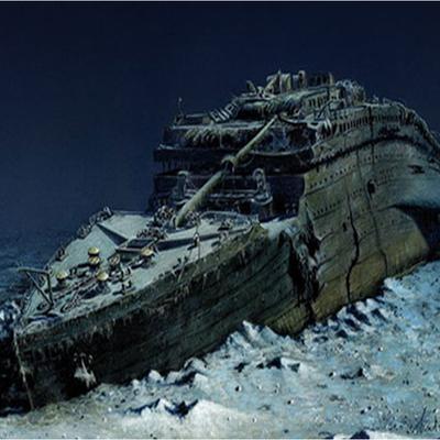 Американцы решили вскрыть затонувший