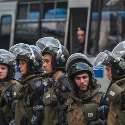 Подготовлен законопроект об идентификации сотрудников полиции и Росгвардии